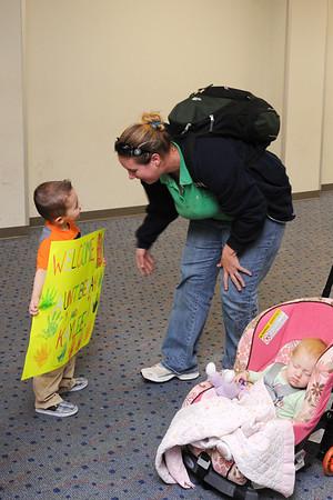 2009 - Welcome Home Aunt Beka