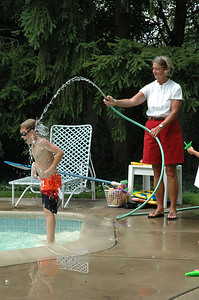Cold Hose Water - Will & Geegee