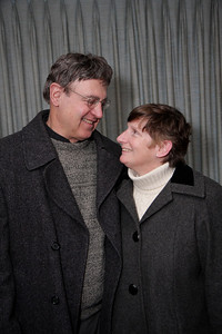 Mike and Kathy Castigliano, Friend of Anne Marie