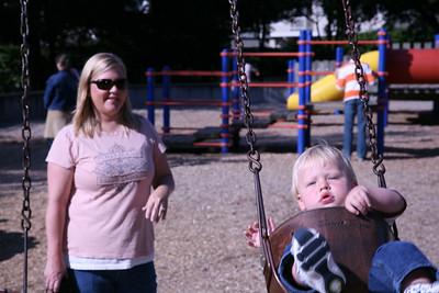 2009.08.09 Julie, Keith, etc