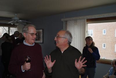 2009.12 Stu Baum Party