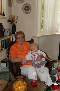 Mum and Heidi