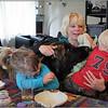 Meike la jumelle de Stijn .... Michelle et Edge