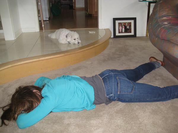 Jen in Omaha, 2010-07-05