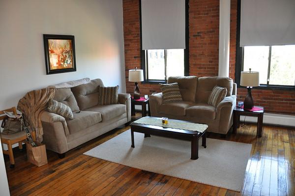 Andi's new apartment Springfield,Mass