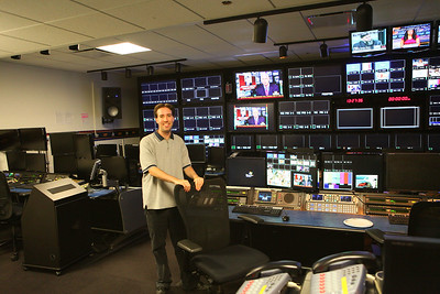 Larry by the Control Room1