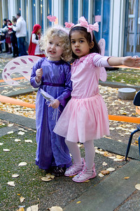 """Beverly and Anisha as Butterfly Princesses. """"We're going to be twins!!"""""""