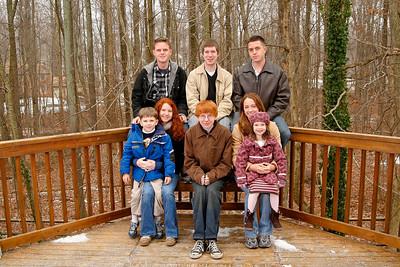 2010 Annual Cousins Portrait