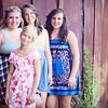 Annie, Brooke, CC, Katlyn