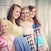 Annie, CC, Brooke, Katlyn
