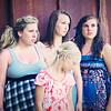Brooke, CC, Annie, Katyln