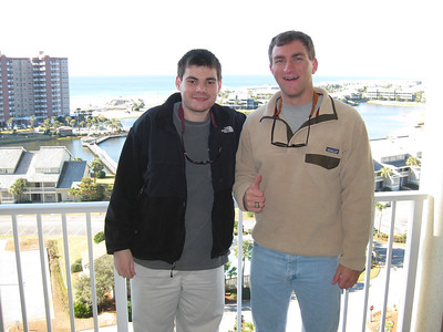 Morgan Bellmor & Robert Brooks Destin Florida Condo December 2010