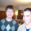 Michael and Cory