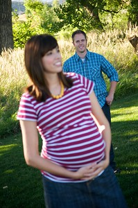 Dane and Sam Maternity