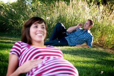 Dane and Sam Maternity