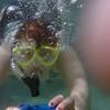 Snorkeling in Humana Bay