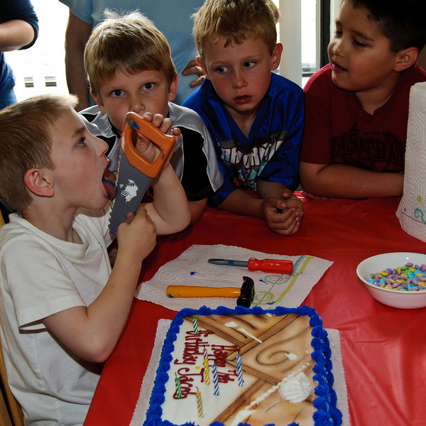 Jacob's 7th Birthday