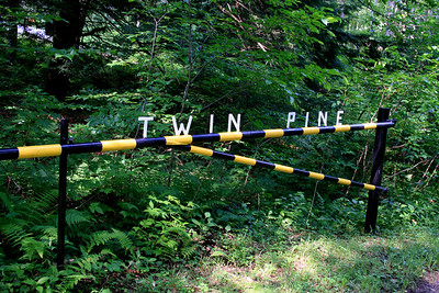 Twin Pine Hunting Camp in Perry County PA...or close to it