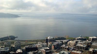 2010, November-Rachelle's Families Visit To Seattle