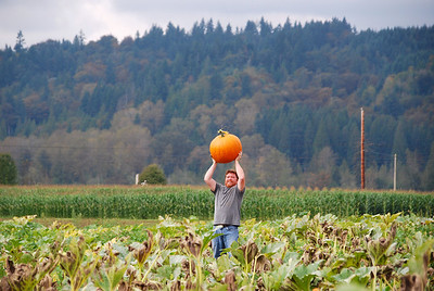 2010, October 2nd:  Remlinger Farms Pumpkin Patch