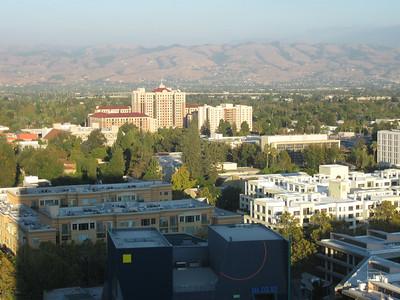 Hotel Views.