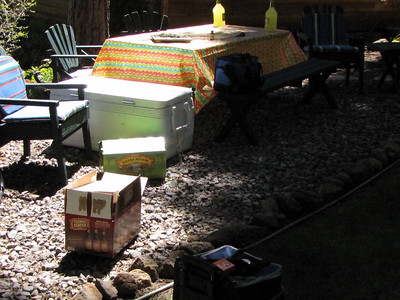 love that ice chest, the ice stayed frozen for four days