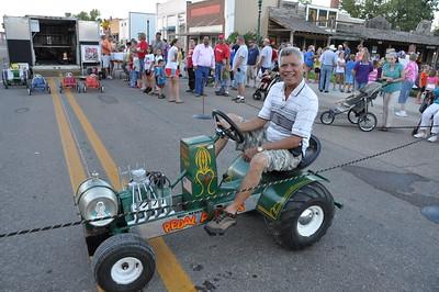 2010-08-12 Rock County Fair Parade