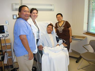 2010-08-19 Grampa Jun Surgery