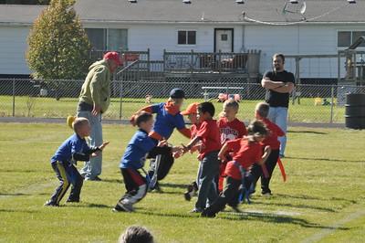 2010-10-03 AJ Football
