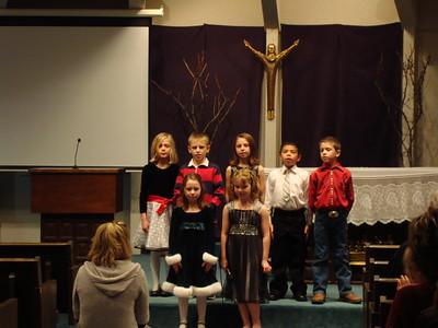 2010-12-12 AJ Church Christmas Program