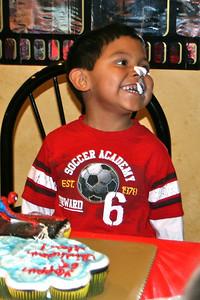 February 2010 - 6th Birthday