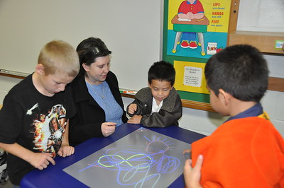 2010-11-18 Bassett Grade School Open House