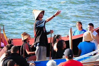 Canoe Journey + Beachhouse 7-11-10