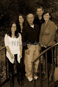 Carpio Family (1)sepia