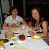 Tong's friend Liu Shi Qing shouted us a lovely lunch of Beijing Duck