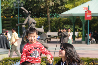 Disneyland 2010/12