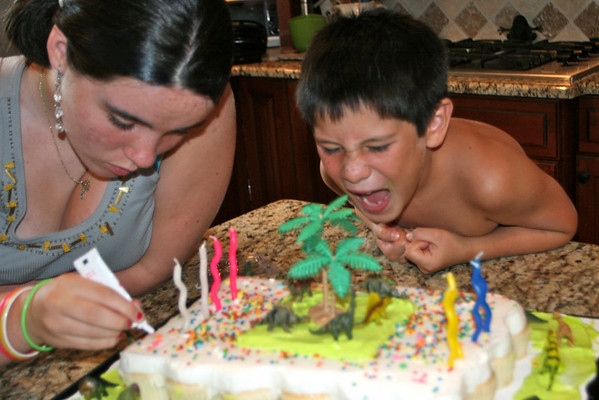 Esteban's Birthday and Pool Party