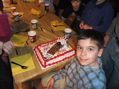 Ian's Birthday February 2010