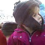 Madeleine doesn't like the elk.