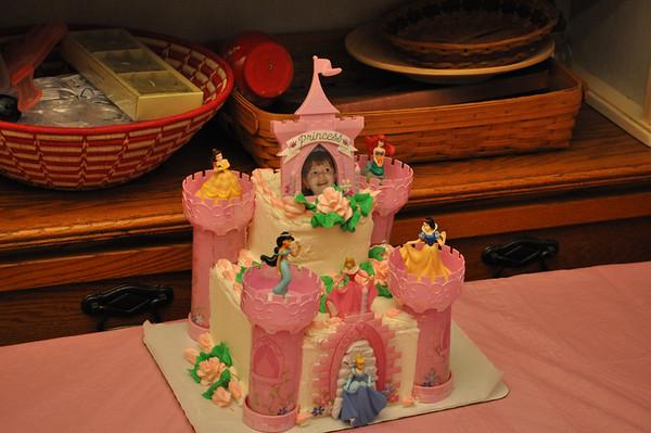 Jennifer Antobus 3rd Birthday Party - 2010