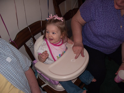 2010-02-27 - Lorelei's First Birthday Party