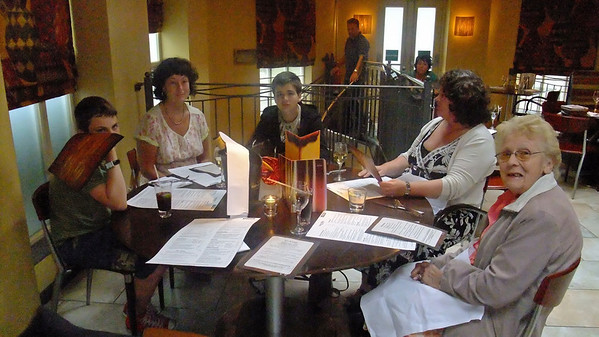 Lunch at Amba 04-09-10