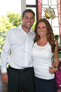 Sara Fogerty and Chris Miller