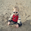 Nate in the Sand 1