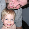 Dad and Nate Self Portrait