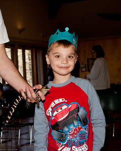 KC's favorite animal was the alligator.