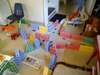 Hamster Play October 2010