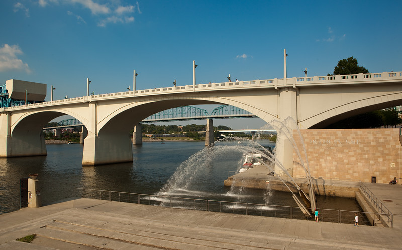 Ross Landing,  Chattanooga Riverfront