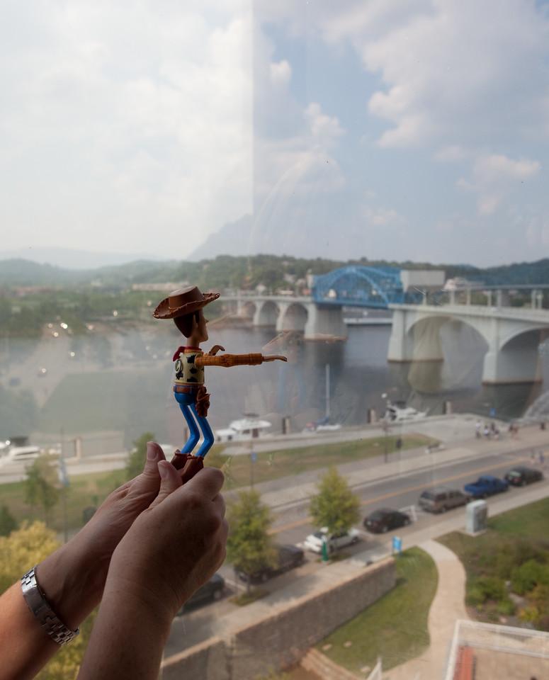 Woody!<br /> <br /> Tennessee Aquarium
