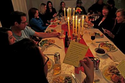 Thanksgiving at Meg's 2010